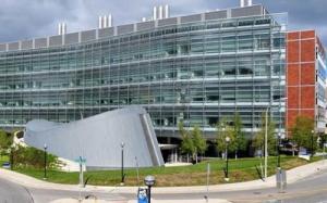 U-M building