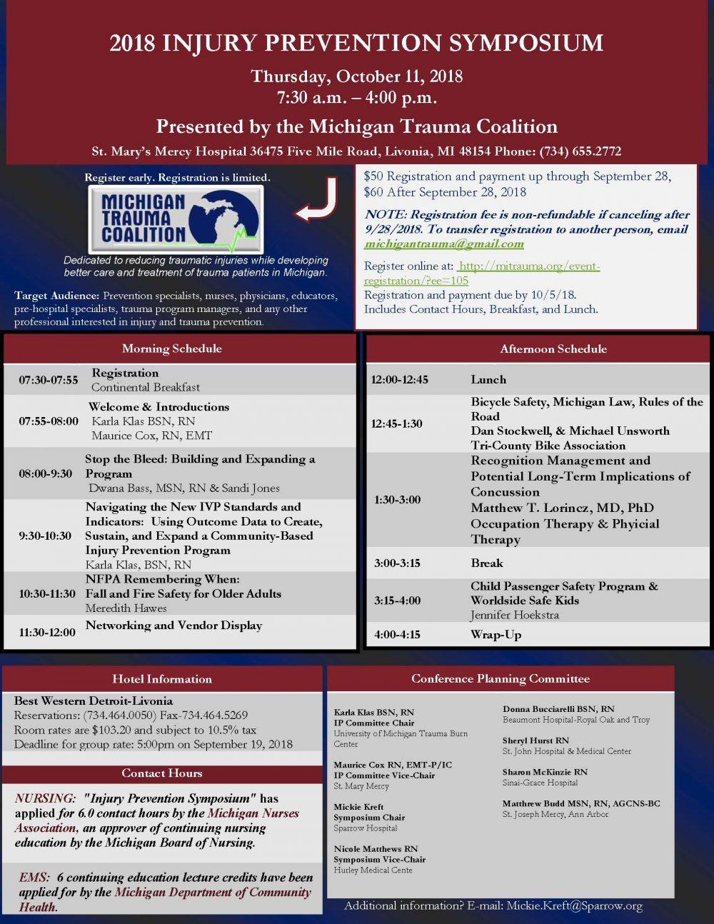 MTC IP Symposium Brochure