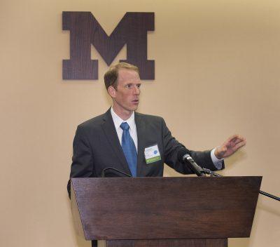 Steve Broglio, PhD, moderator