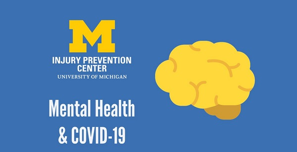 PSA Video Mental Health and COVID-19