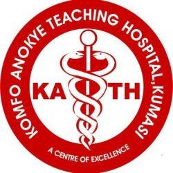 Komfo Anokye Teaching Hospital Logo