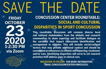 concussion center roundtable