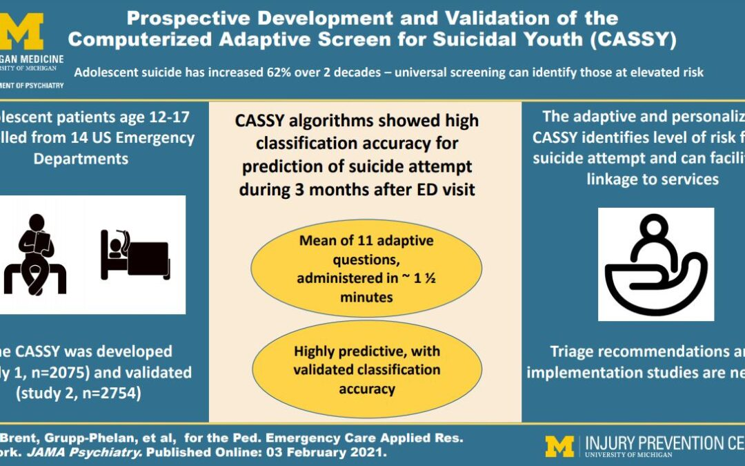 New U-M IPC Visual Abstract based on Work by Dr. Cheryl King and Team